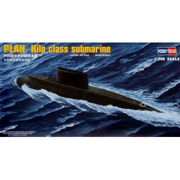 PLAN Kilo class submarine 1/350