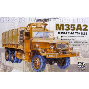 M35A2 6X6 ARMY TRUCK 1/35