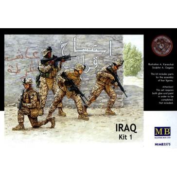 USMC Team Iraq 1/35