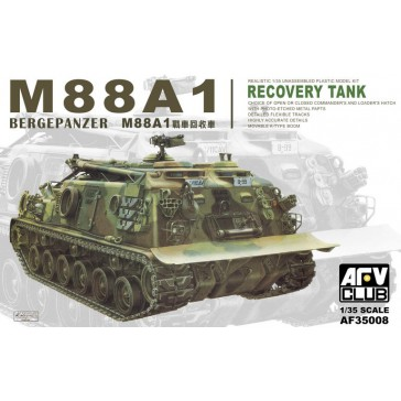 M88A1 RECOVERY VEHICLE 1/35