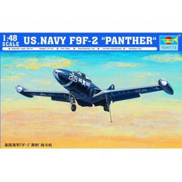 US Navy F9F-2 1/48