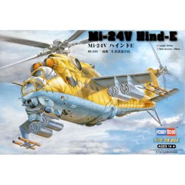 Mil Mi-24V Hind-E 1/72
