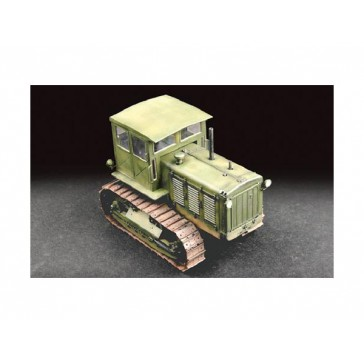 Russian ChTZ S-65 Tractor Cab 1/72