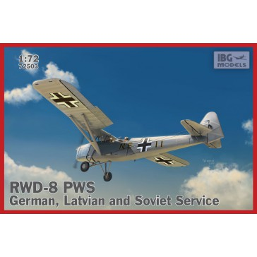 RWD8 PWS German, Latvian & Sov.1/72