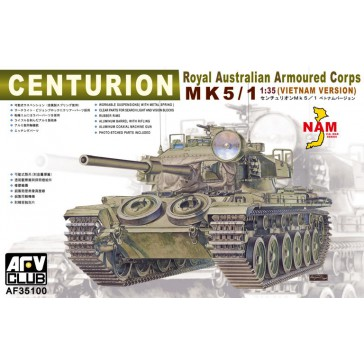 Centurion Mk5/1 Australia 1/35