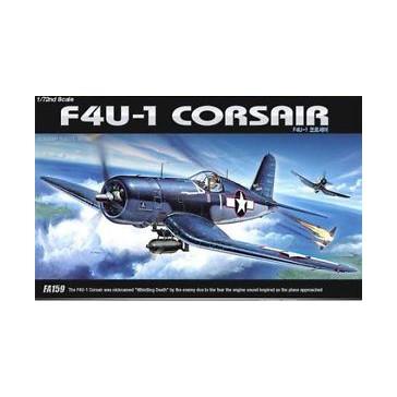 CORSAIR F4U-1 1/72
