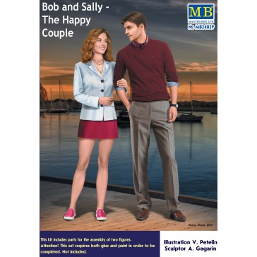 Bob & Sally - The Happy Couple 1/24