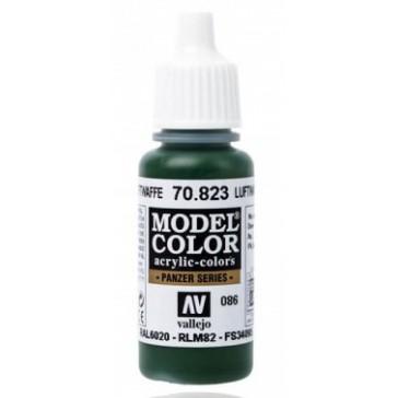 Peinture Acrylique Model Color (17ml) - Matt Luftwaffe Cam.Green