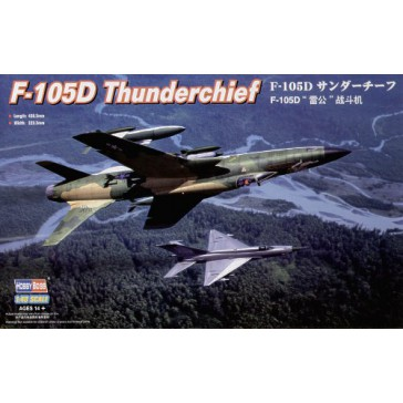 Republic F-105D Thunderchief 1/48