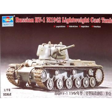 KV-1 '42 Lightweight 1/72
