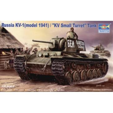 KV-1 Mod.41 Small T. 1/35