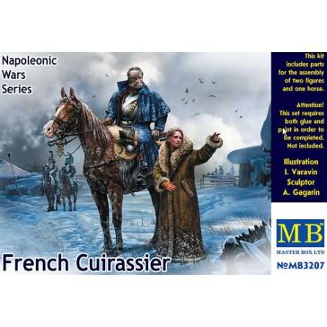 French Cuirassier Napoleonic 1/32