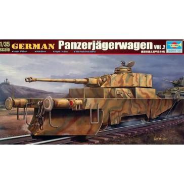 Germ.Panzer Var. II 1/35