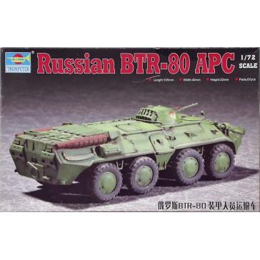 Russian BTR-80 APC 1/72