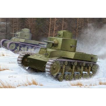 Soviet T24 Medium Tank 1/35
