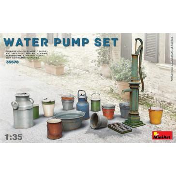 Water Pump Set 1/35