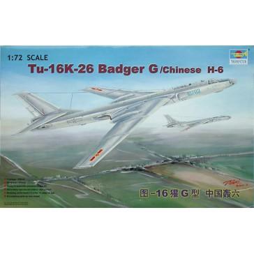 Tu-16K-26 BADGER G 1/72