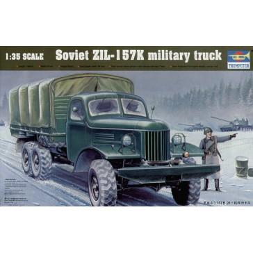 SOV. ZIL-157K TRUCK 1/35