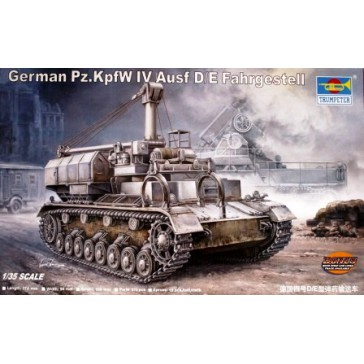 Pz Fahrgestell Early 1/35
