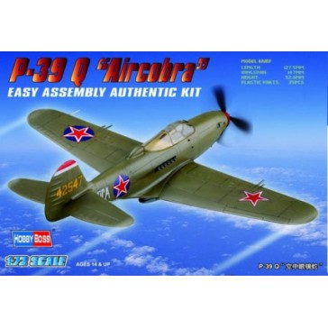 American P-39 Q 'Aircacobra' 1/72