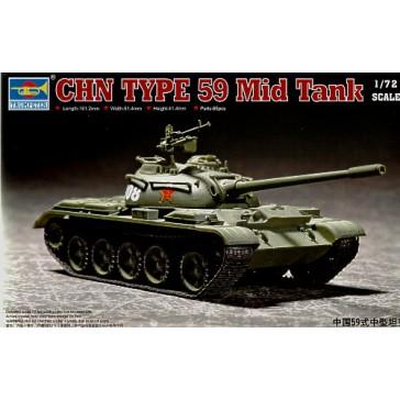 Chinese Type 59 1/72