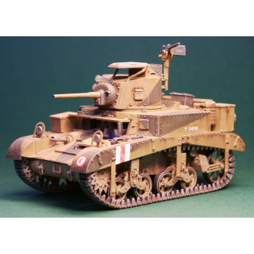 (13270) - BRIT M3 STUART HONEY 1/35