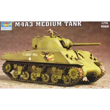 M4A3 Tank 1/72