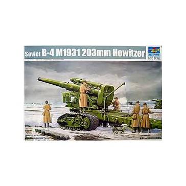 Rus B-4 M1931 203How 1/35