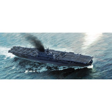 USS Enterprise CV-6 1/700