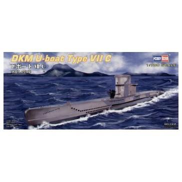 DKM U-boat Type VII C 1/700