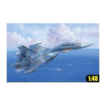 Su-27 UB Flanker C 1/48