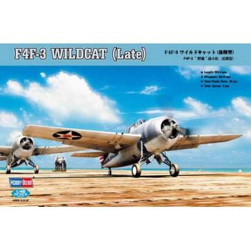 F4F-3 Wildcat Late Version 1/48