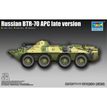 Russian BTR-70 APC Late ver. 1/72