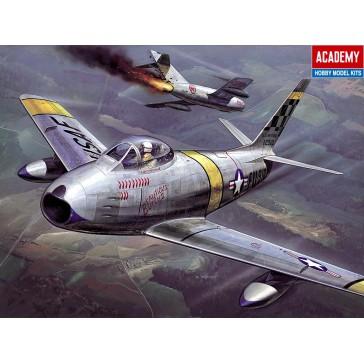 F-86F SABRE MIG KILL 1/48