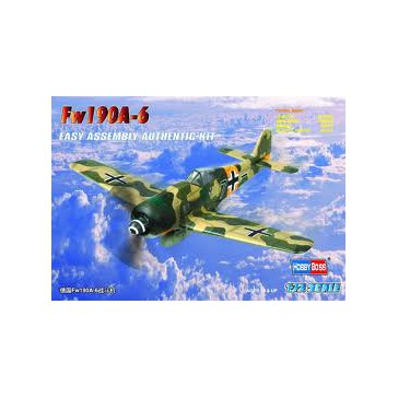 Germany Fw190A-6 Fighter 1/72