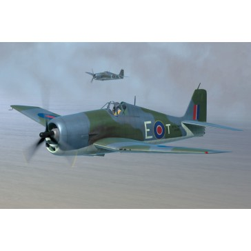 Brit.Fleet Arm Hellcat MkIII 1/48