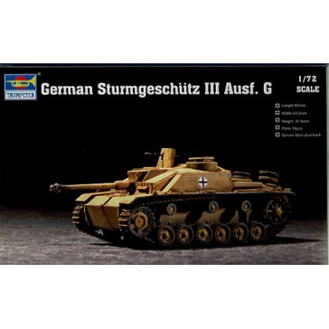 Sturmgeschütz III/G 1/72