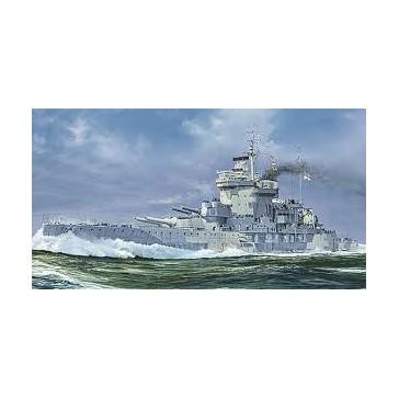 HMS Warspite 1942 1/700