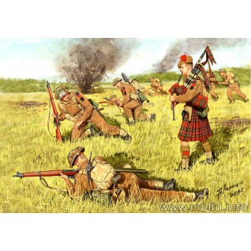"""Scotland The Brave"" 1/35"