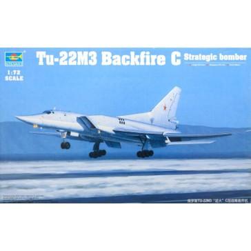 Tu-22M3 Backfire C 1/72
