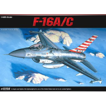 F-16A/C FIGHTING FALCON 1/48