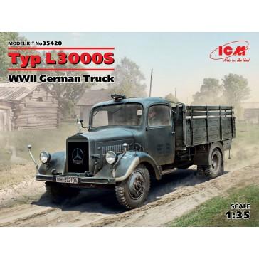 Typ L3000S. WWII German Truck 1/35