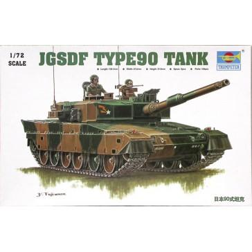 Japan Type 90 Tank 1/72