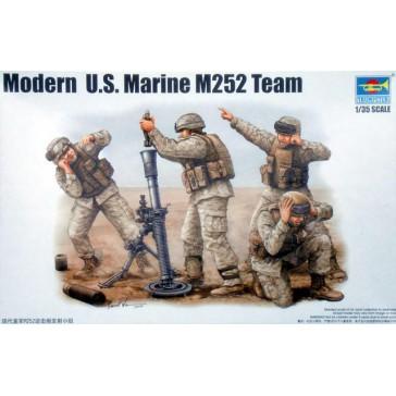 USMC M252 Mortar Cr. 1/35