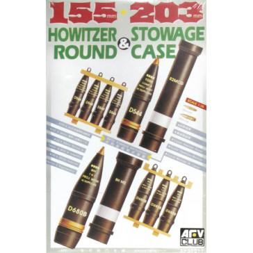 105/203 mm HOWITZER Round 1/35