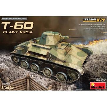 T-60 (Plant n°264 Stalingrad) 1/35