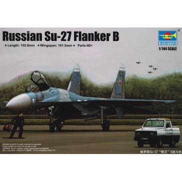 Russian SU-27 Flanker B 1/144