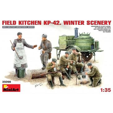 Field Kitchen KP-42 1/35