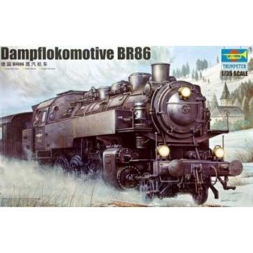 Dampflokomotive BR86 1/35
