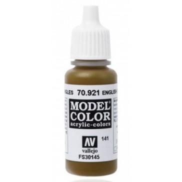 Acrylic paint Model Color (17ml) - Matt English Uniform
